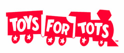 Toys for Tots Dayton Electric