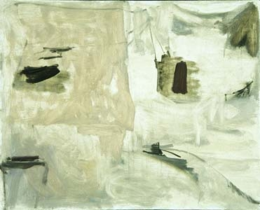 SPANISH EARTH 1999, 24 x 30 inches, oil on linen