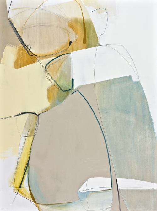 MAKER 2015, 48 x 36 inches, oil and graphite on panel