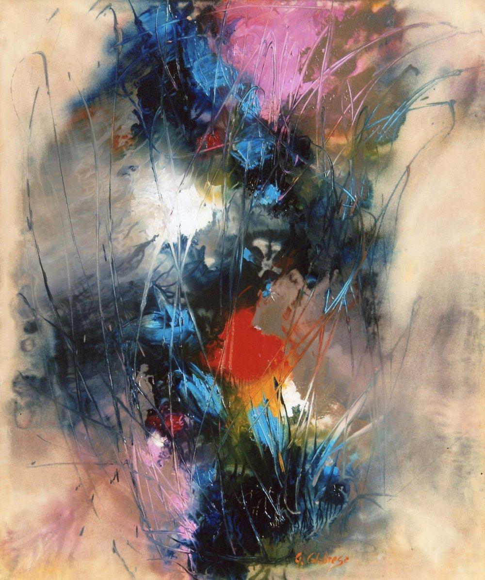 SPRING   Oil on canvas, 100 x 150 cm 2017