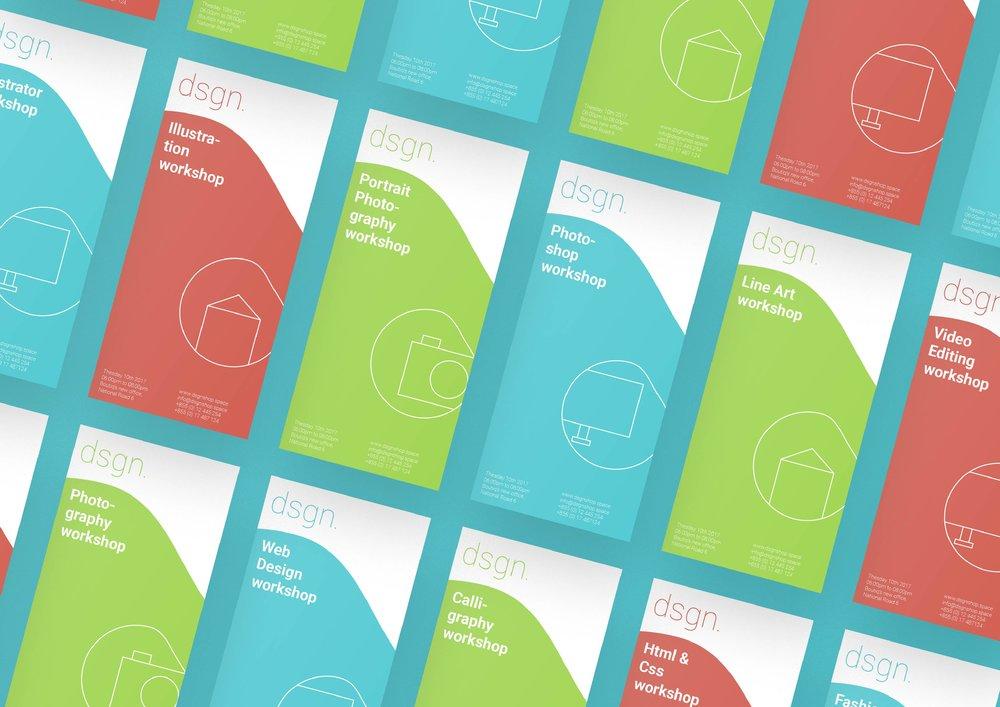 Dsgn. | Brand Identity Design