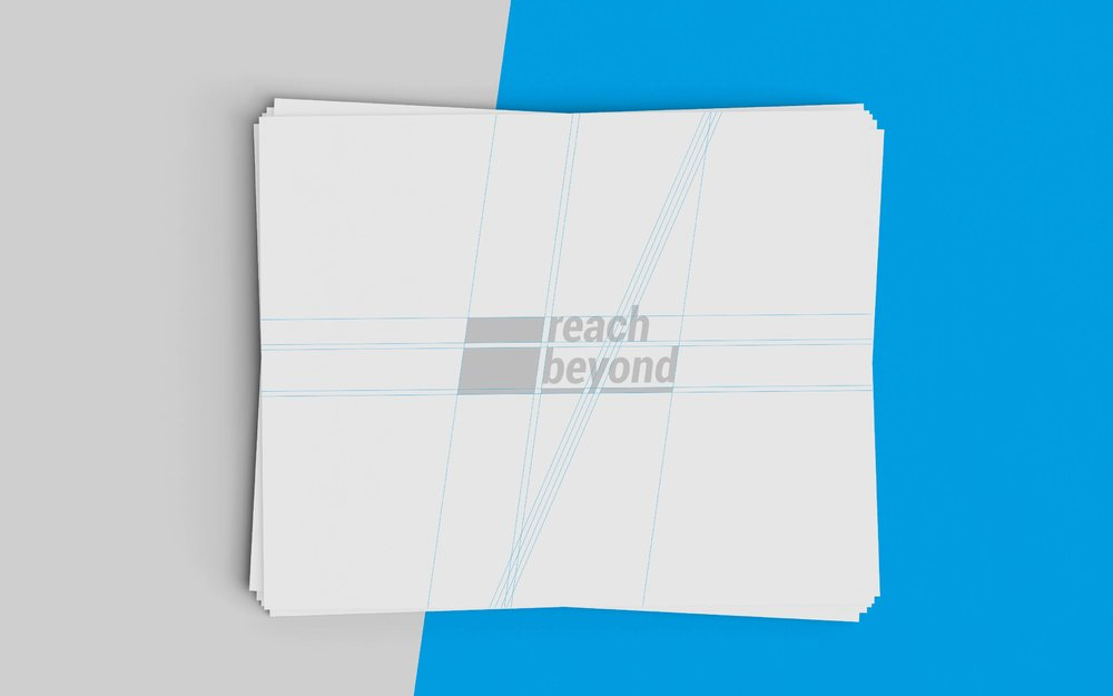 Reach Beyond | Brand Identity Design