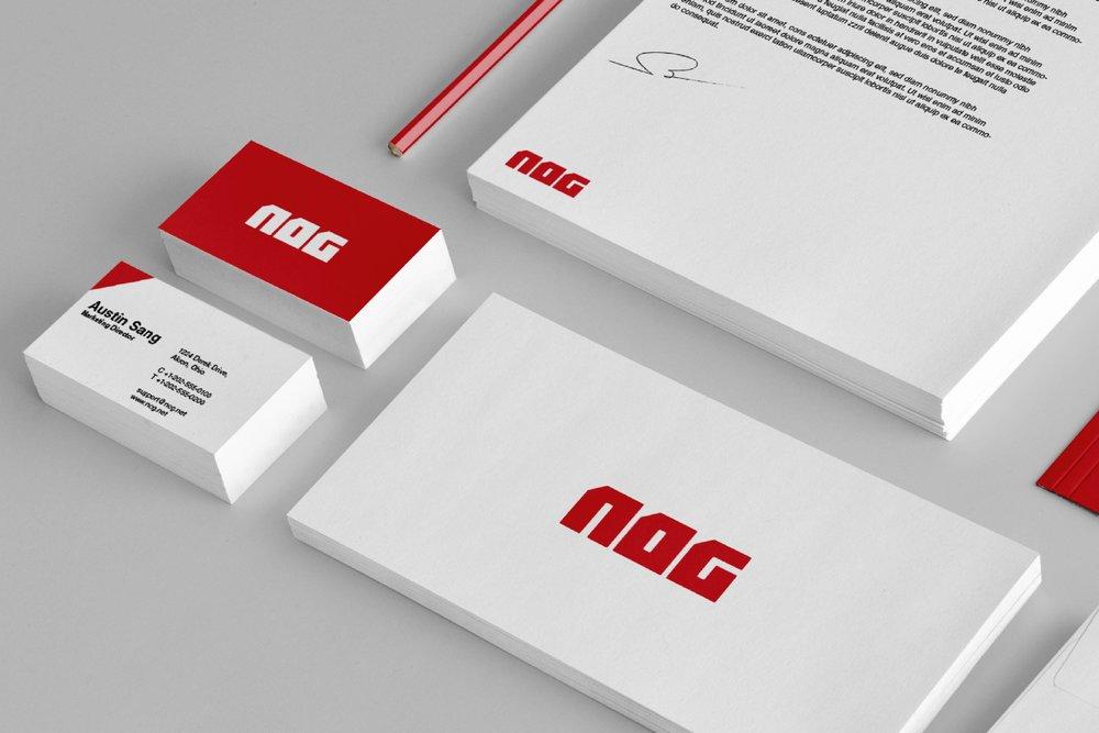Nog | Brand Identity Design