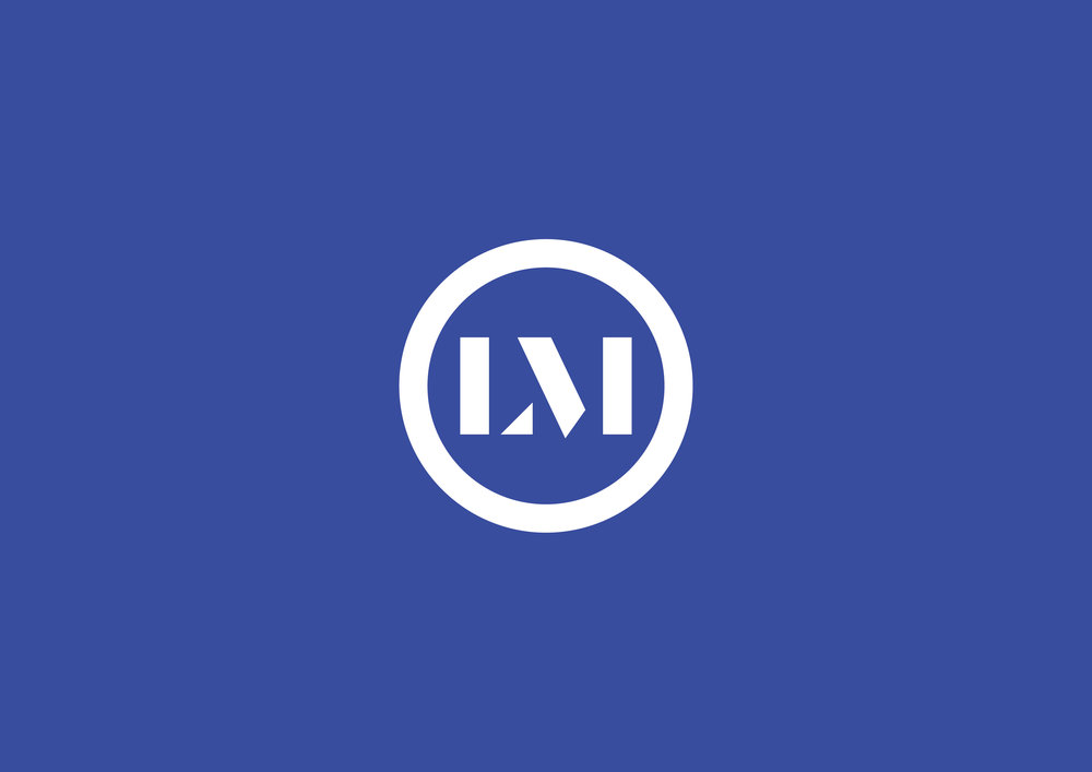 LM FIT   Logo Design