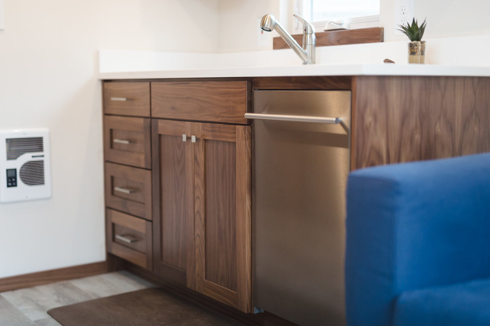 Standard Size Dishwasher