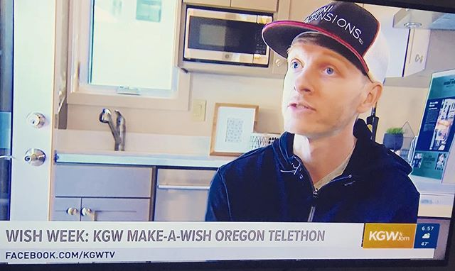 I'm hoping to see everyone downtown tomorrow evening at Lovejoy Real Estate for the final First Thursday. Follow KGW on Facebook Live for complete updates on the Wish-A-Thon.. come bid on a Mini Mansion.. let's raise some money! #wishmansion #minimansion #minimansions #firstthursday #firstthursdaypdx #downtown #portland #pearldistrict #lovejoyrealestate #chancellordesigns #kgw #makeawishfoundation #oregon #easyparking #onsite #onlocation