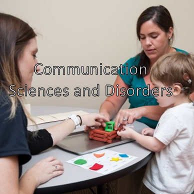 Communication Sciences & Disorders @ UCF