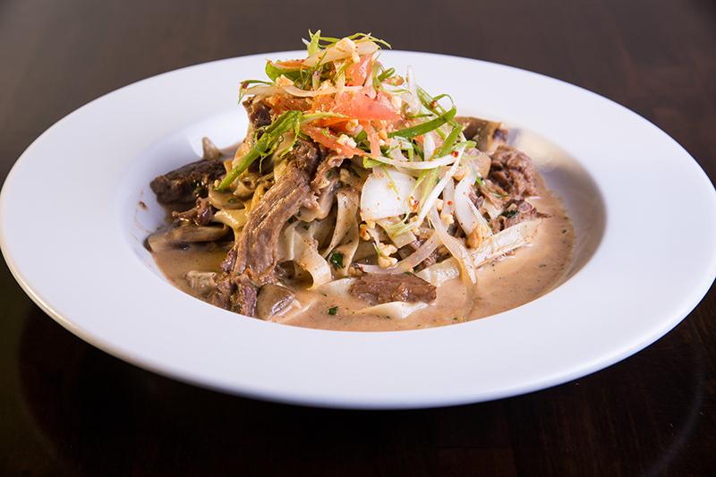 Beef Stroganoff Pasta $14