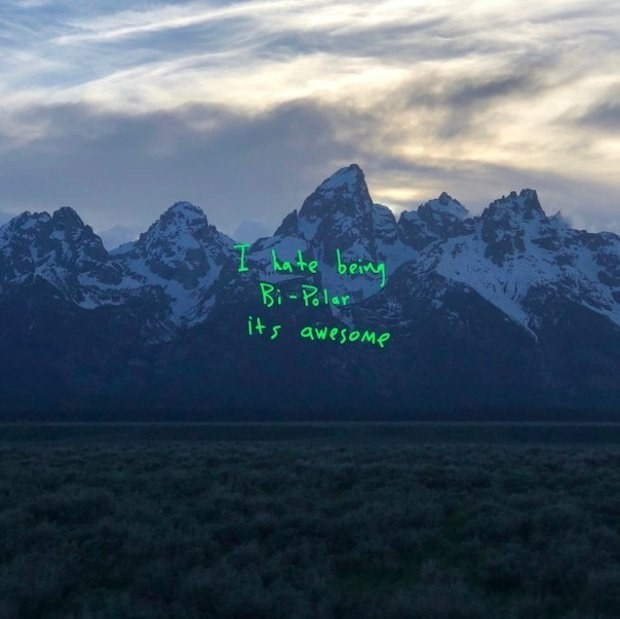 Kanye West                     ye                                 - 'ye' is both Kanye's shortest record as well as a perfect encapsulation of his career, some incredible highs alongside some disappointing lows.