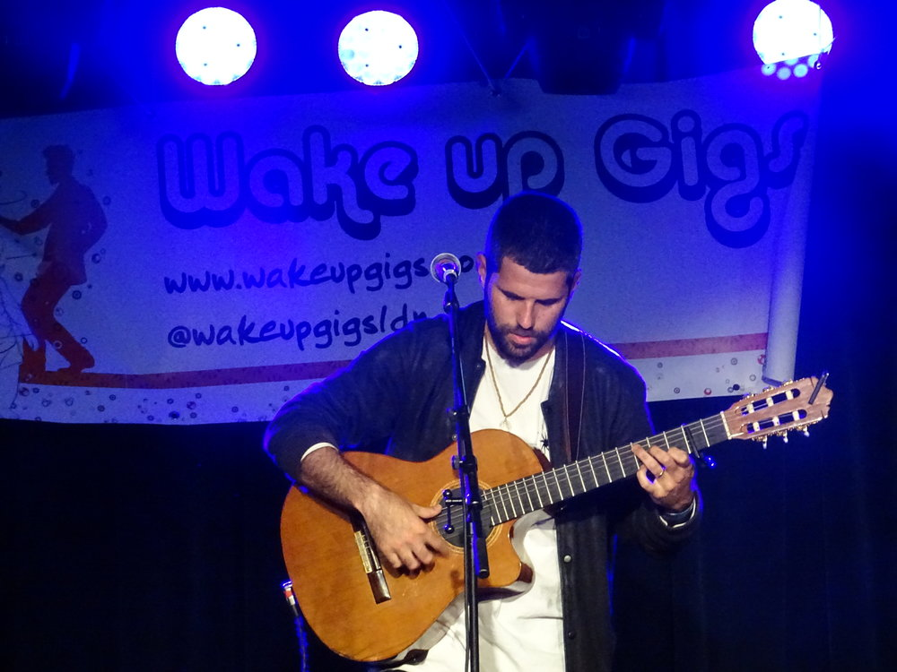Wake Up Gigs - When Nick Mulvey & Rob Green came to Omeara for Wake Up Gigs at the beginning of June the result was a match made in heaven.