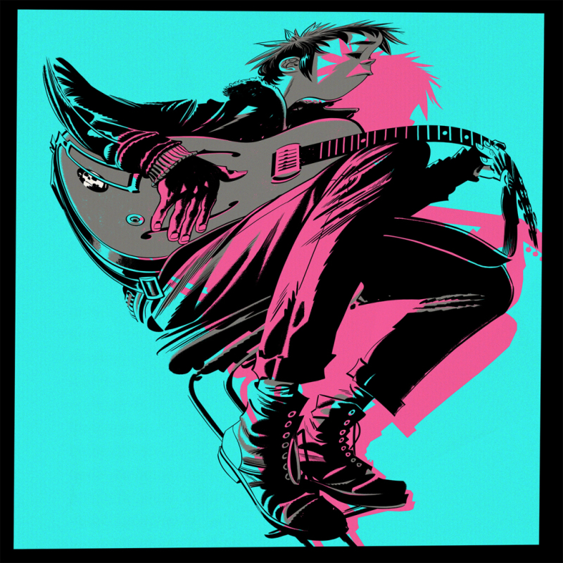 The Now NowGorillaz -