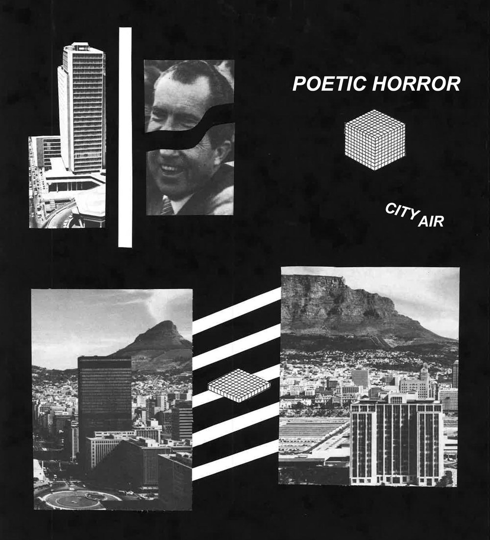Poetic HorrorCity Air / Astronaut -