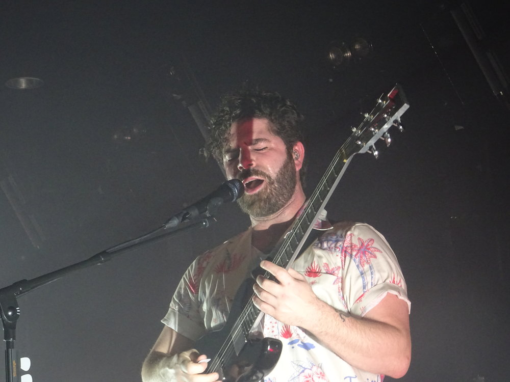FoalsEartH [07/03/19] - To warm up for their World Tour and celebrate the release of fifth record 'Everything Not Saved Will Be Lost' (Part 1). Foals storm the intimate surroundings of EartH Hackney with a blistering performance.