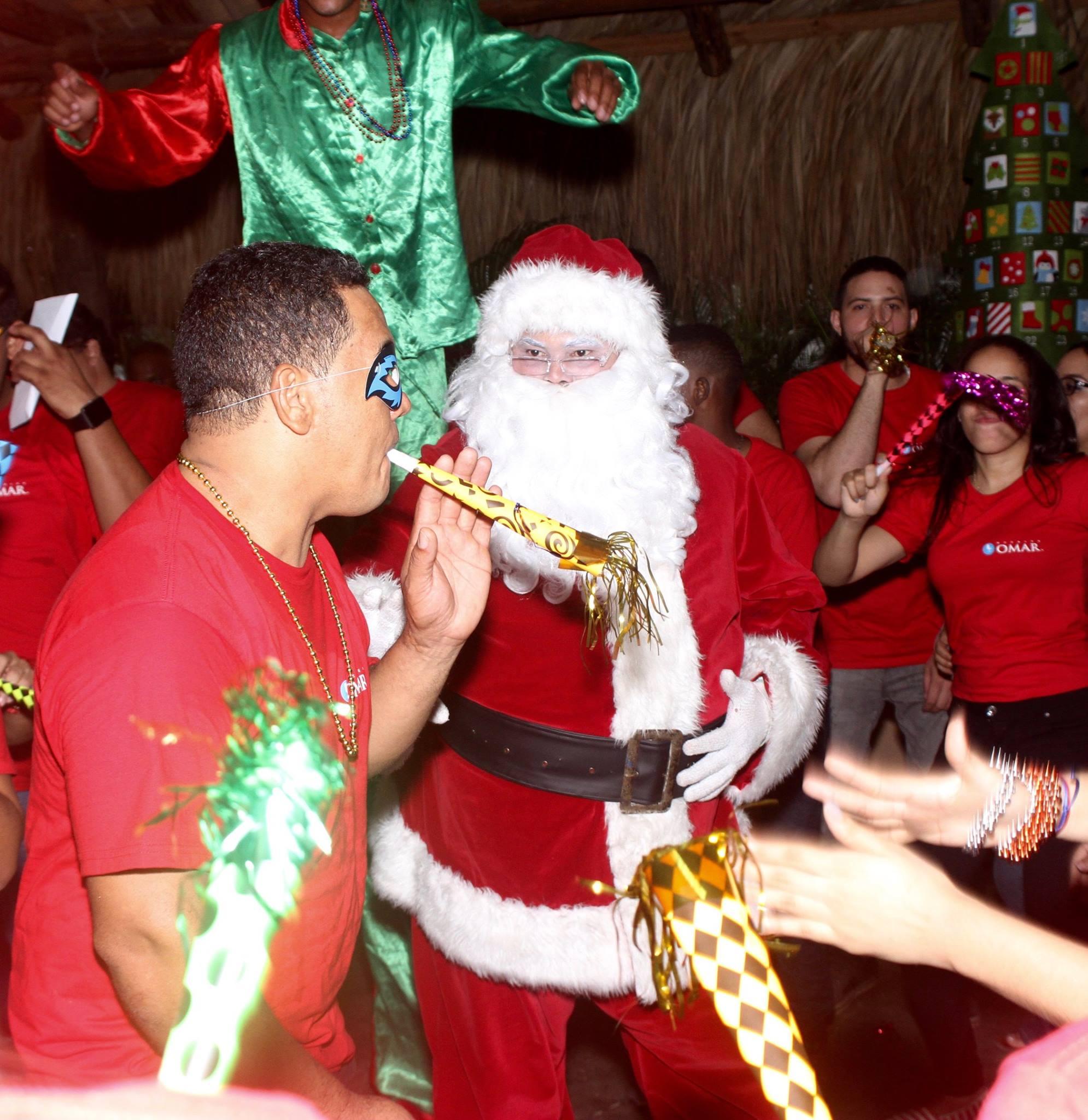 Navidad 2016 Omar Muebles Villas Matat  # Muebles Omar Santo Domingo