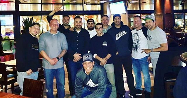 Had the pleasure of meeting & hanging with some of the best pdr techs in the northeast last night. Great time getting together and talking about our industry. @pdrny @dentgiant @dentsinorout @total_recon_mend_a_dent_pdr @finesse_automs @goodbye_dentz_nyc_  @flatirondentrepair @d_dents_llc @1_mr.pdr #pdr #pdrlife #dentgame