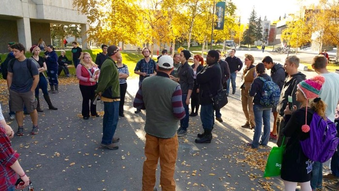 Engaging Students at the University of Alaska--Fairbanks