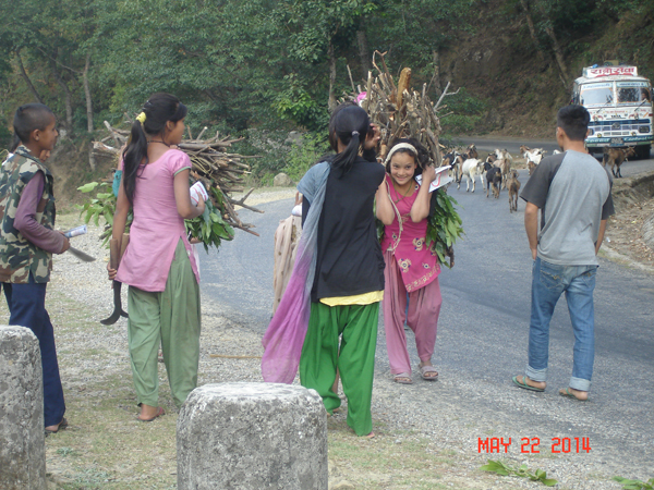 Distribution beyond Budhitola