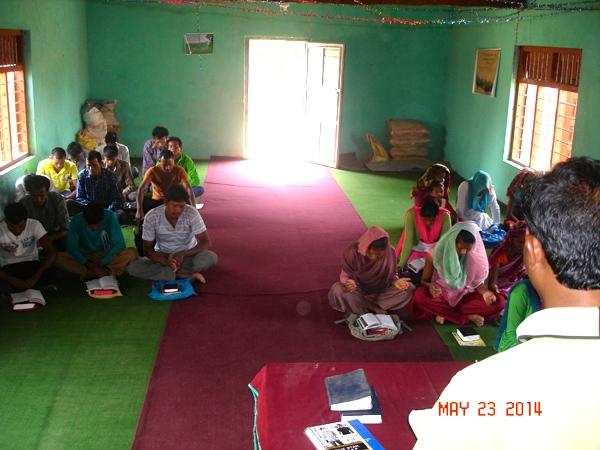 Training Seminar in Dhangadhi