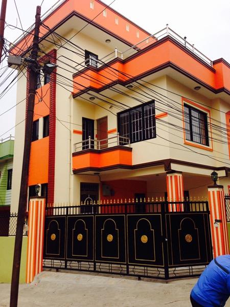 Bishnu's New Place in Kathmandu