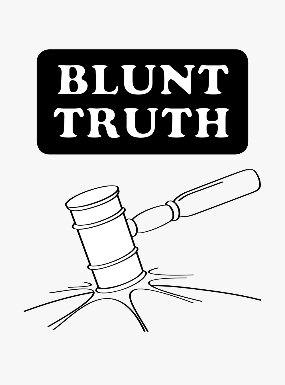 Blunt Truth, English