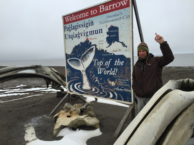 point barrow, alaska