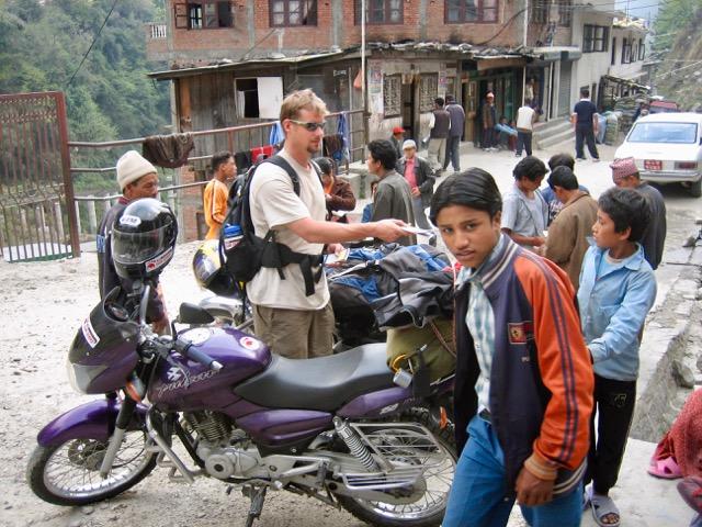tatopani, nepal