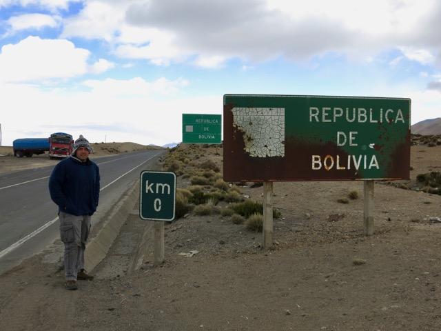 tambo quemado, bolivia