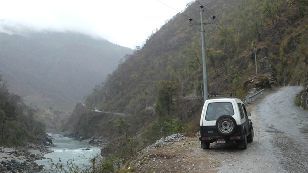On the way to Jajarkot beside Veri river.JPG