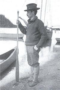 Leonidas Hubbard, 1903