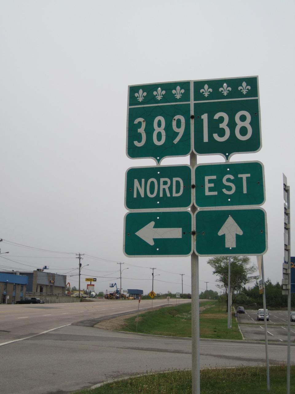 North Toward the Labrador