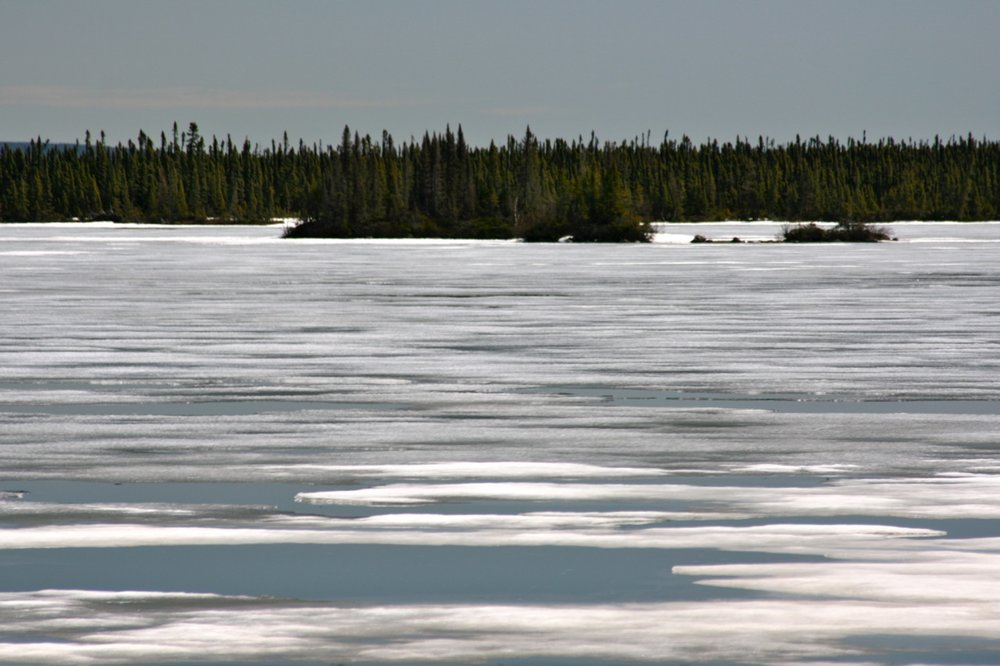 Spring Thaw in the Far North