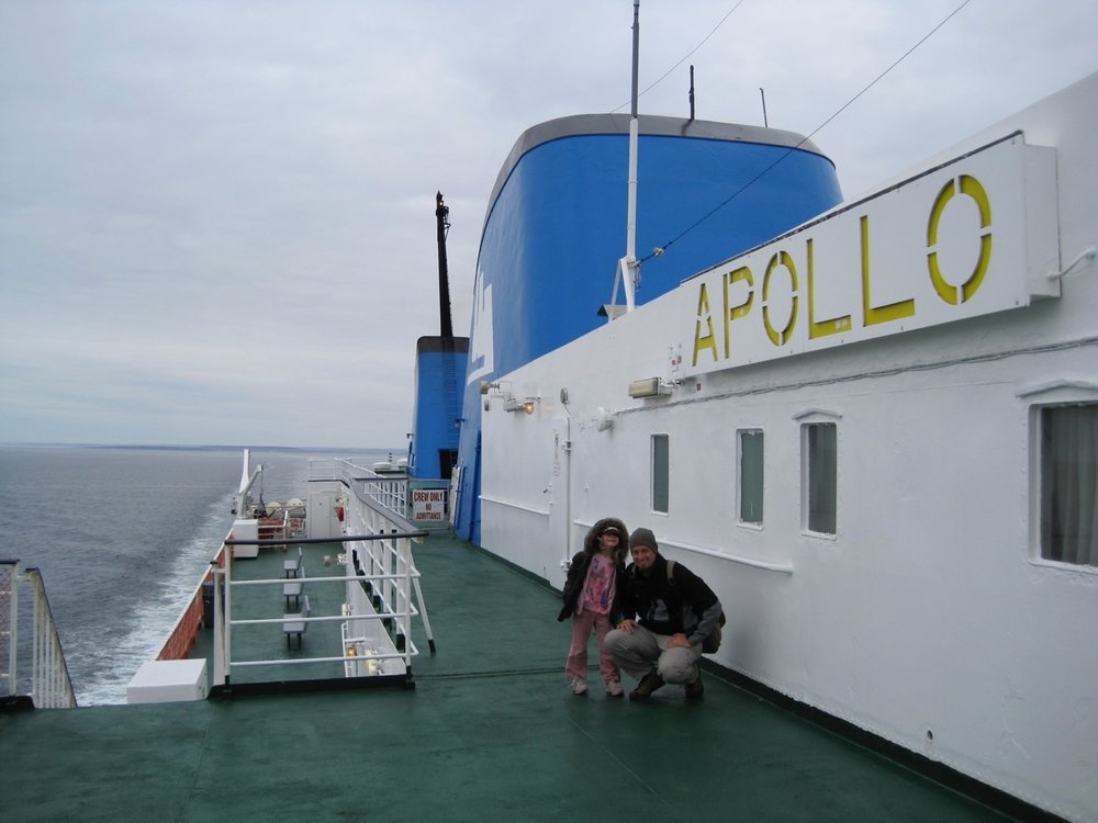 The MV Apollo