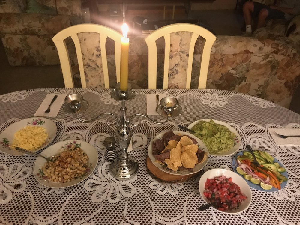 The Shabbat Spread