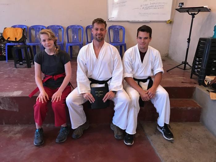 Using Martial Arts as a Tool to Preach the Gospel