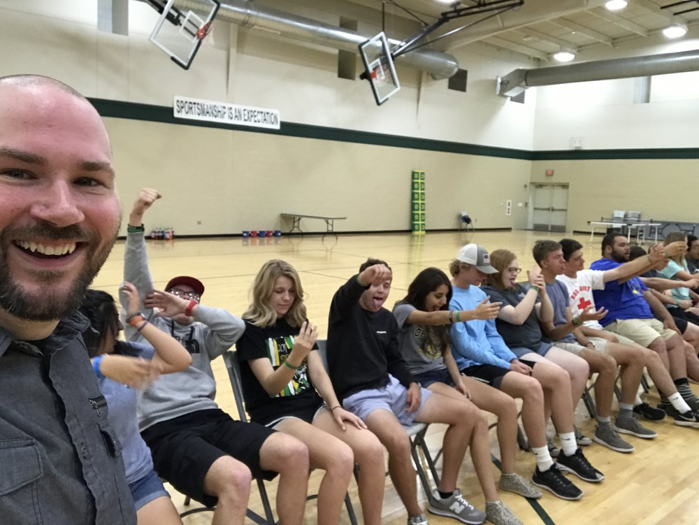 Hypnosis Show Skit - The Selfie