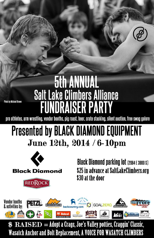 2014 SLCA Fundraiser Postersm