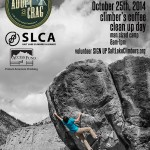 Joe's Valley Adopt a Crag Oct 25 2014sm