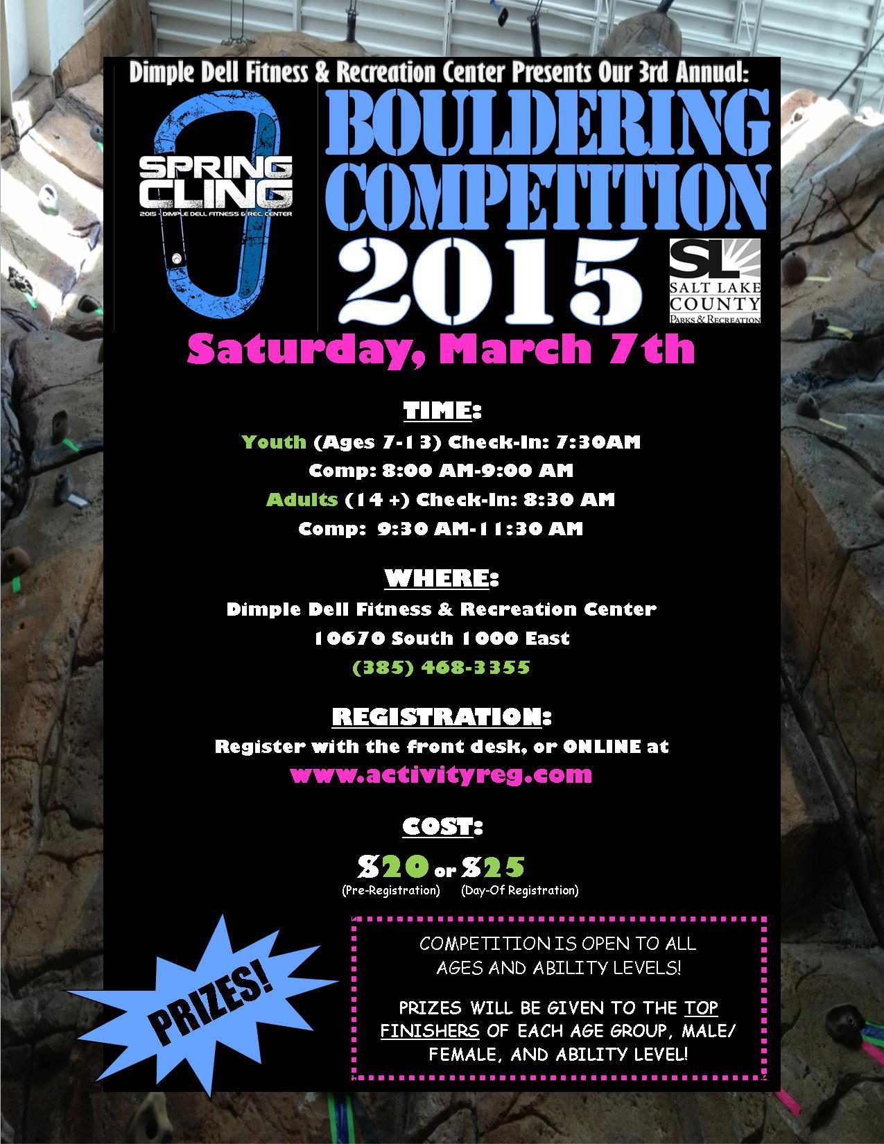 Spring Cling - 2015 - Flyer-Registration
