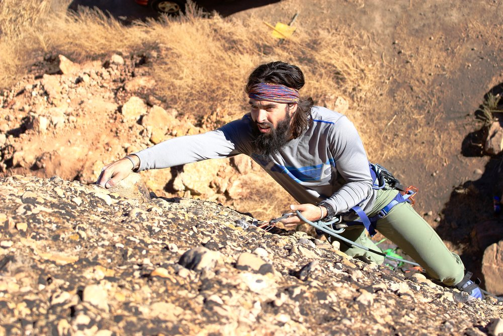 - Adam Tobey is a current member of the SLCA, the Utah State Advocate for the Leave No Trace Center for Outdoor Ethics, a climbing instructor at a local gym, the founder and owner of a youth outdoor education company, a dog dad, and works with young people in the Presbyterian Church (USA) throughout Utah. He sleeps when he can.Interested in getting involved with Leave No Trace? Contact Adam at utadvocate@lnt.org to learn more!Photo by Jon Tiedemann