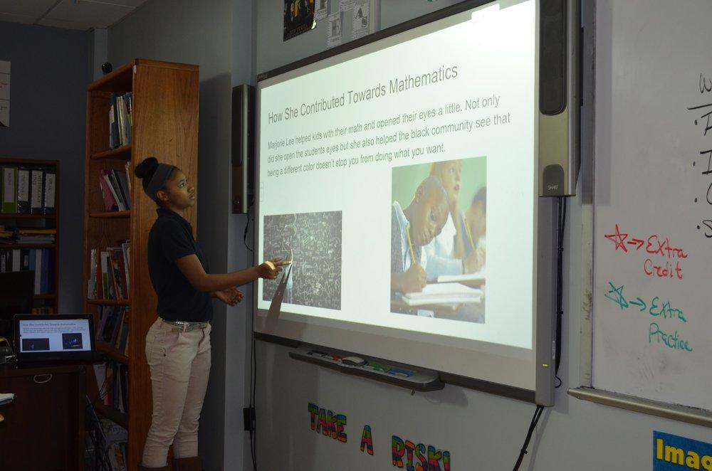 Cece's Presentation
