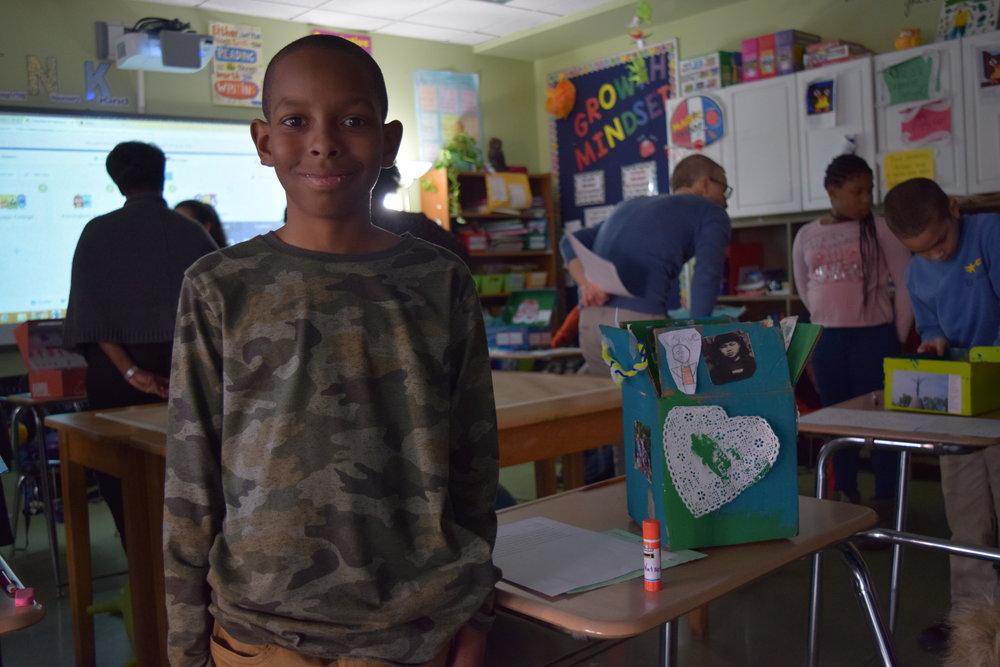 5th Grade Sadako and the Thousand Paper Cranes 4.JPG