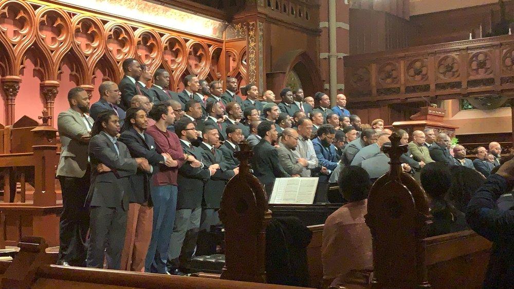 The Glee Choir
