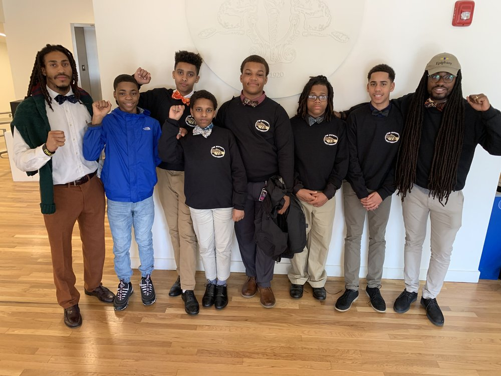 The Epiphany Brotherhood at the Morehouse Conference