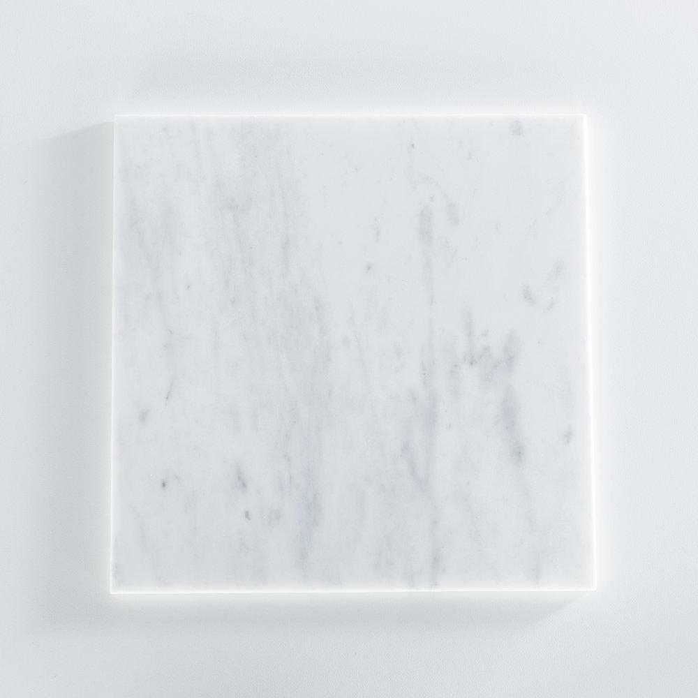 italian carrara marble Charger