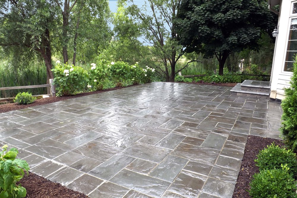 Brookfield Paver Patio