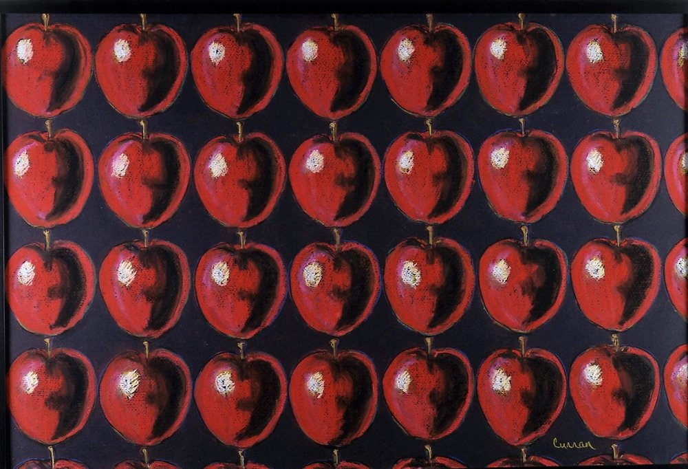 Apples*  28x32