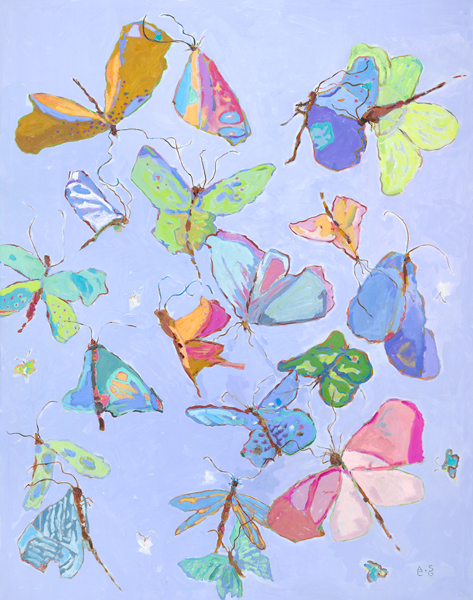 Butterfly I 54x42