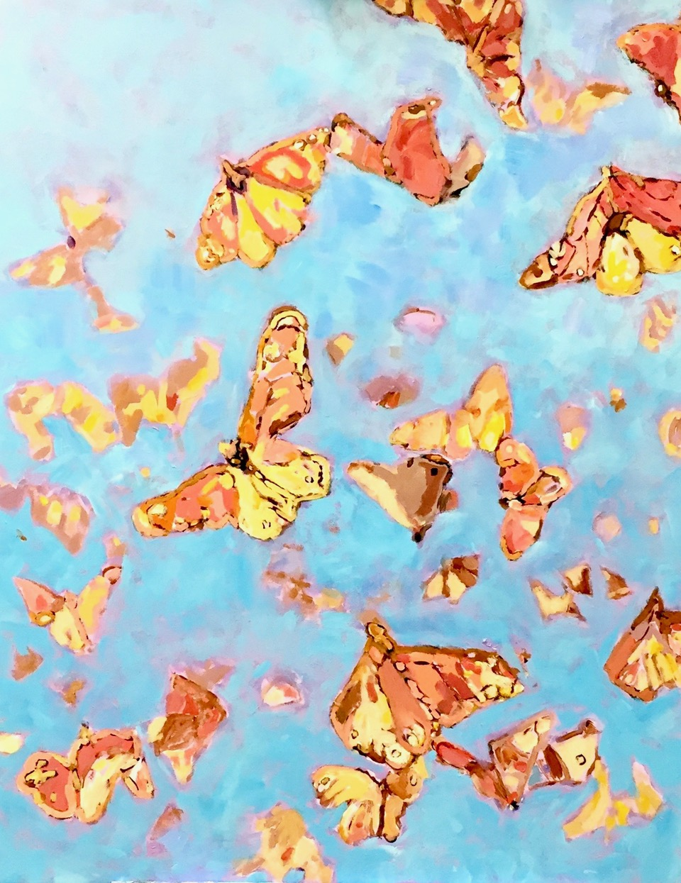 Monarch Butterflies *
