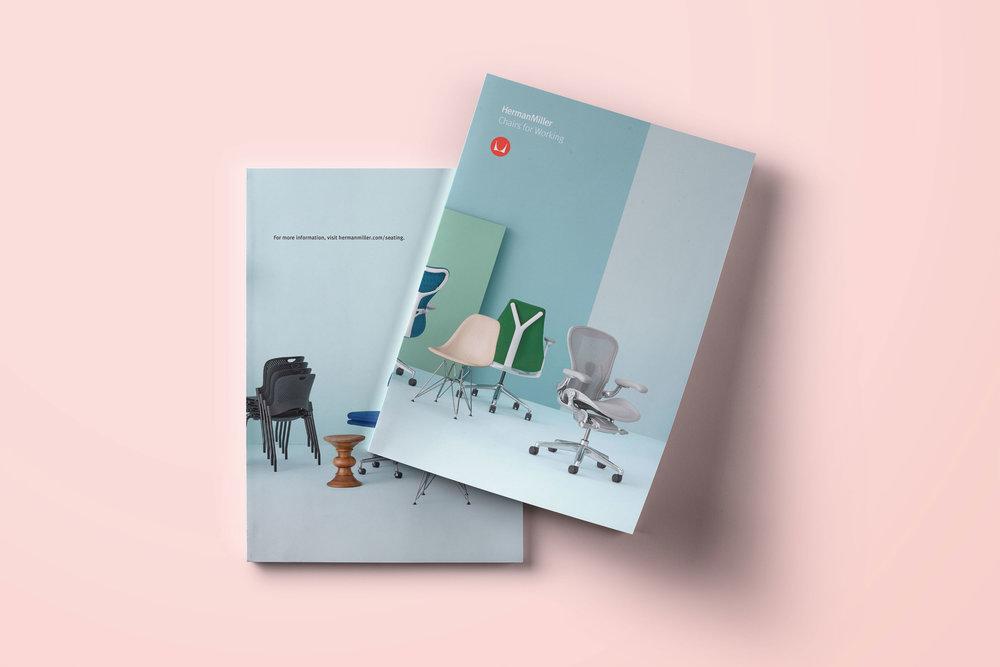 Herman Miller Seating Brochure