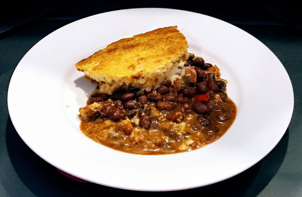 Corn Bread & Red Bean Pot Pie 3.JPG